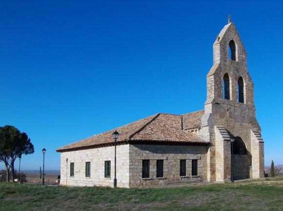 Támara - Ermita Virgen del Castillo